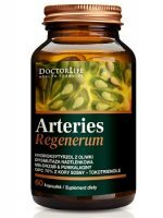 Doctor Life, Arteries Regenerum z K2, 60 kaps