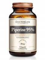 Doctor Life, Piperine 95%, 90 kaps