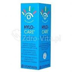 Hylo-Care, krople, do oczu, 10 ml