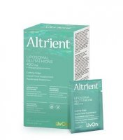 ALTRIENT GSH LIPOSOMALNY GLUTATION 450 MG, 30 SASZETEK