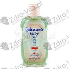 J&J Baby Oil 200ml