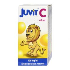 Juvit krople 0.1 g/1ml 40 ml
