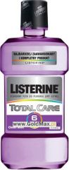 LISTERINE PŁYN OCHRONNY TOTAL CARE 500ML