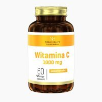 NOBLE HEALTH WITAMINA C 1000 MG 60 KAPSUŁEK