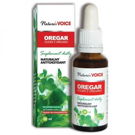 OREGAR OLEJEK Z OREGANO, 30 ML