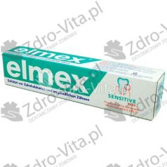 Pasta ELMEX  sensitiv 75ml
