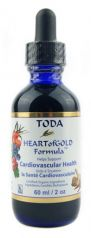 Toda Heart of Gold Formula, krople 60 ml